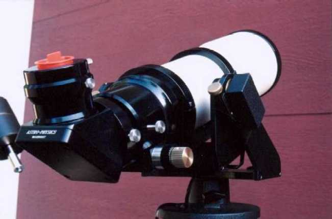 Focuser Close-Up